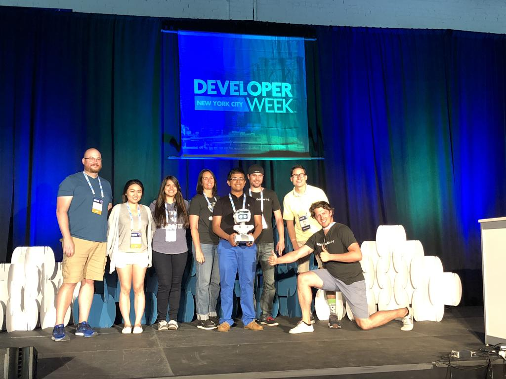 Developer Week 2018